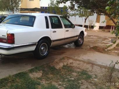 Lincoln Town Car 1990 года за 6 000 y.e. в г. Карши – фото 4