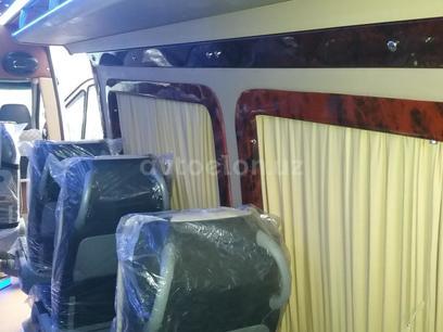 Переоборудование микроавтобуса с грузовых на пассажирский в г. Ташкент – фото 11