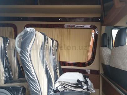 Переоборудование микроавтобуса с грузовых на пассажирский в г. Ташкент – фото 13