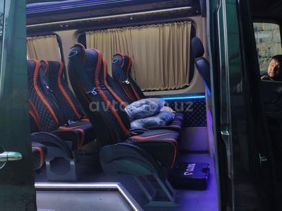 Переоборудование микроавтобуса с грузовых на пассажирский в г. Ташкент – фото 14