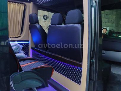 Переоборудование микроавтобуса с грузовых на пассажирский в г. Ташкент – фото 15