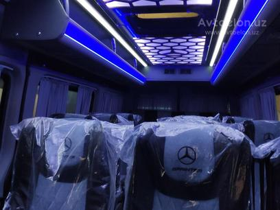 Переоборудование микроавтобуса с грузовых на пассажирский в г. Ташкент – фото 17
