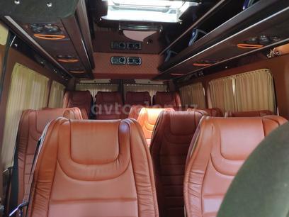 Переоборудование микроавтобуса с грузовых на пассажирский в г. Ташкент – фото 19