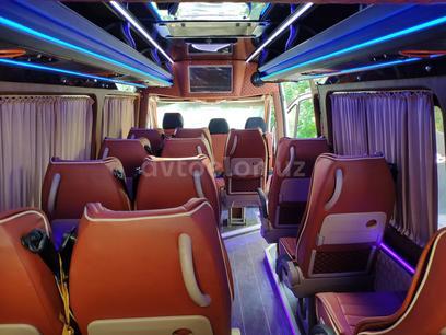 Переоборудование микроавтобуса с грузовых на пассажирский в г. Ташкент – фото 24