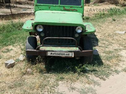 Jeep Willys 1943 года за 5 000 у.е. в г. Чирчик