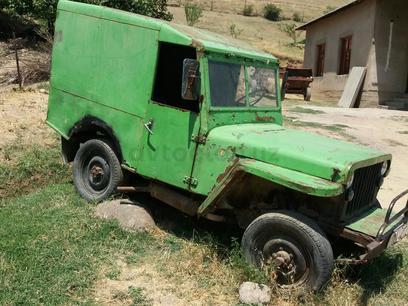 Jeep Willys 1943 года за 5 000 у.е. в г. Чирчик – фото 2