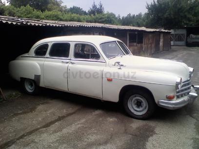 ГАЗ 12 ЗиМ 1955 года за 8 500 y.e. в Ташкент