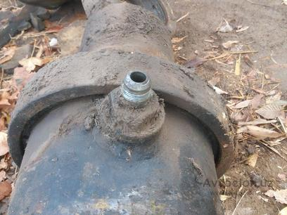 Крон авианосец стрелок стрелоподёмний цилиндр ножка в Xiva tumani