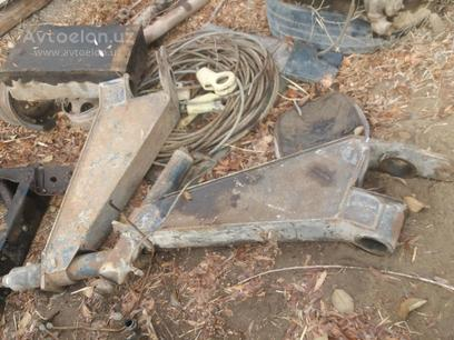 Крон авианосец стрелок стрелоподёмний цилиндр ножка в Xiva tumani – фото 5