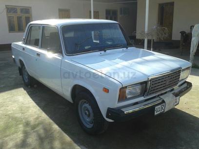 ВАЗ (Lada) 2107 2008 года за 3 700 y.e. в Ташкент