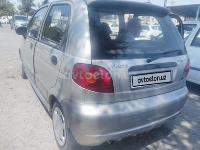 Daewoo Matiz Best 2009 года за 5 000 у.е. в г. Ташкент – фото 2