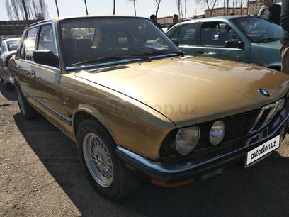 BMW 520 1981 года за 3 000 у.е. в Toshkent