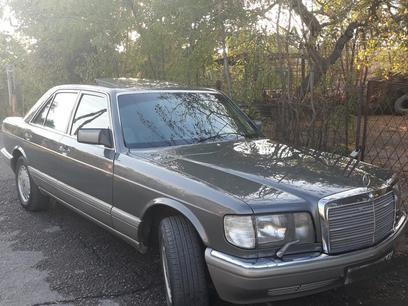 Mercedes-Benz S 300 1989 года за 10 000 у.е. в Toshkent