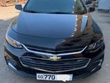 Chevrolet Malibu, 2 pozitsiya 2017 года за 24 500 у.е. в Toshkent