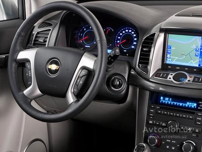 Chevrolet Captiva, 2 позиция 2012 года за ~15 255 y.e. в Ташкент