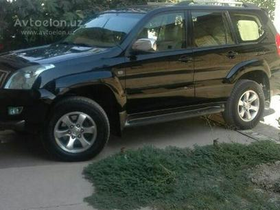Toyota Land Cruiser Prado 2007 года за 25 000 у.е. в г. Ташкент