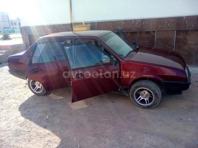 VAZ (Lada) Самара (седан 21099) 1995 года за 3 200 у.е. в Jizzax – фото 5