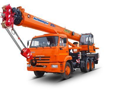 КамАЗ  Автокран КАМАЗ 65115-1062-62 6x4 2020 года за ~150 314 у.е. в