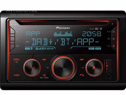 Pioneer FH-s820dab за 160 y.e. в Самарканд
