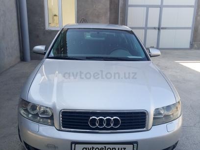 Audi A4 2002 года за 7 500 y.e. в г. Ташкент