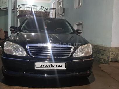 Mercedes-Benz S 320 2002 года за 13 000 y.e. в Ташкент