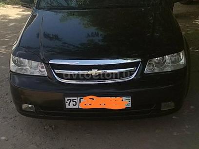 Chevrolet Lacetti, 3 позиция 2005 года за 6 400 y.e. в Шурчинский район