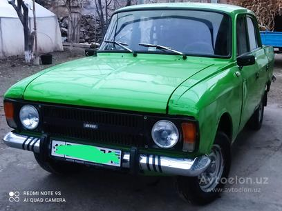 Moskvich 412 1984 года за ~1 712 у.е. в Bekobod – фото 3