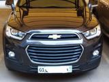 Chevrolet Captiva, 4 pozitsiya 2017 года за 24 000 у.е. в Toshkent