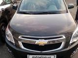 Chevrolet Cobalt, 4 pozitsiya 2019 года за 11 500 у.е. в Toshkent