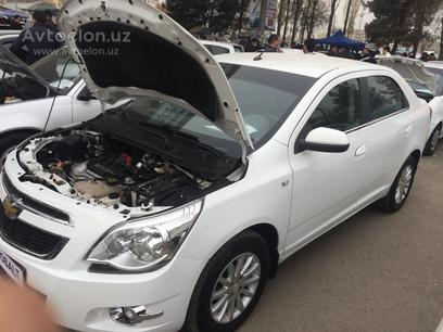 Chevrolet Cobalt, 4 позиция 2014 года за 8 000 y.e. в Ташкент – фото 2