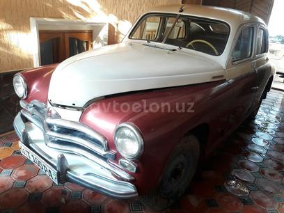 GAZ 20 (Pobeda) 1957 года за 3 500 у.е. в Toshkent