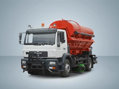 MAN  Комбинированная дорожная автомашина СLA 18.280 4X2 BB 2019 года за ~58 651 у.е. в Toshkent