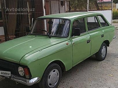Moskvich AZLK 2136 Kombi 1983 года за ~1 238 у.е. в Qarshi – фото 5