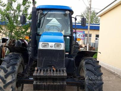 New Holland  TS6.140 2015 года за 49 000 у.е. в Namangan