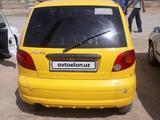 Chevrolet Matiz, 1 позиция 2002 года за ~2 192 y.e. в Нукус