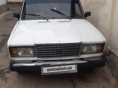 ВАЗ (Lada) 2107 1987 года за 1 800 y.e. в Ташкент