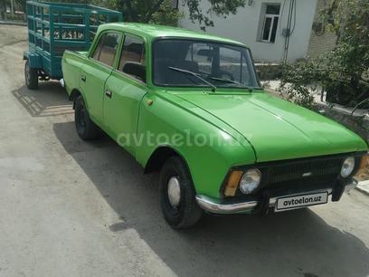 Moskvich 412 1985 года за ~951 у.е. в Buxoro – фото 5