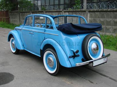 Moskvich 401 1950 года за 45 000 у.е. в Toshkent