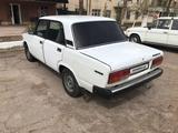 ВАЗ (Lada) 2107 1984 года за 1 800 y.e. в Алмалык