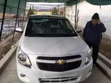 Chevrolet Cobalt, 2 позиция 2021 года за ~10 595 y.e. в Ургенч