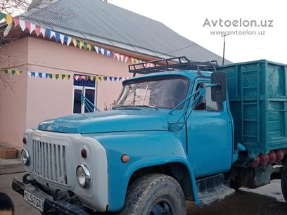 GAZ  53 1980 года за ~6 681 у.е. в Nishon tumani