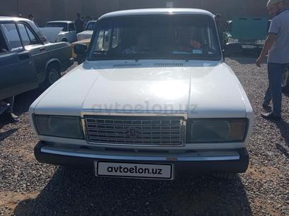 ВАЗ (Lada) 2107 1984 года за 2 800 y.e. в Самарканд