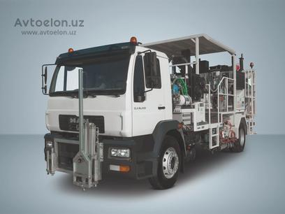 MAN  MAN - Дорожноразметочная машина CLA 16.220 4x2 BB 2019 года за ~284 711 у.е. в Toshkent