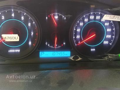 Chevrolet Captiva, 3 pozitsiya 2012 года за 16 000 у.е. в To'rtko'l tumani – фото 11