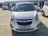 Chevrolet Spark, 3 позиция 2014 года за ~6 185 y.e. в Ургенч