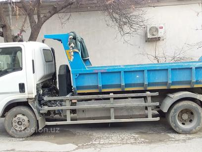 Исузу самасвалда юк ташиш хизмати в Ташкент