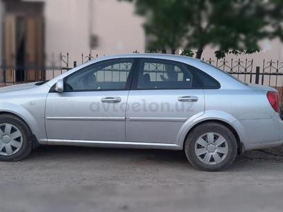 Chevrolet Lacetti, 2 pozitsiya 2015 года за 9 500 у.е. в Xazorasp tumani