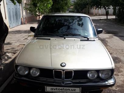 BMW 520 1983 года за 4 000 у.е. в Toshkent