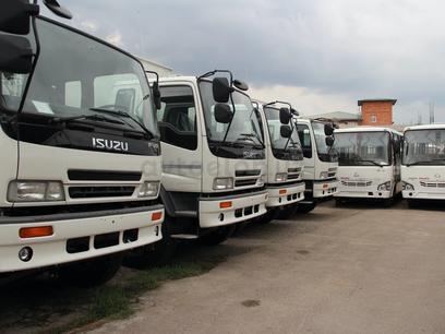 Isuzu  F 8 тонн 2021 года за ~63 585 у.е. в Urganch