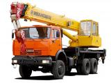 Автокран Ивановец 25 тонн, стрело 21, 7 метр в Toshkent